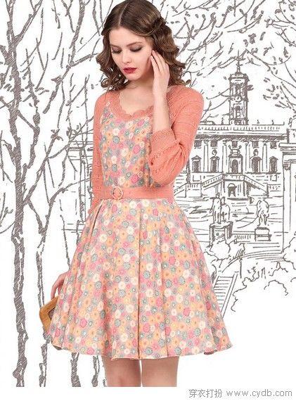 连衣裙不怕被挑剔