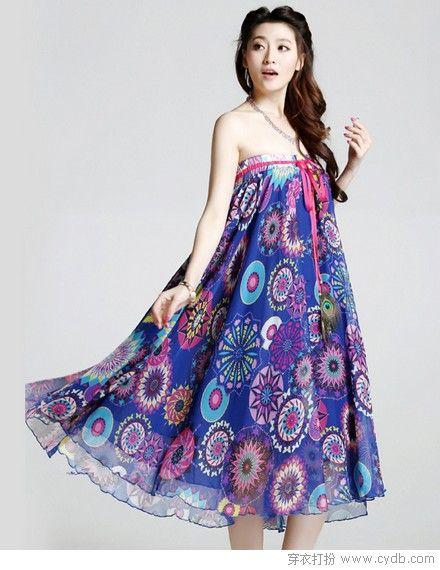 连衣裙or半身裙 百变随你换